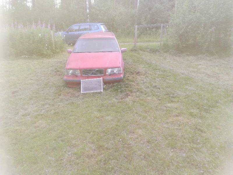 Volvo 855 skänkes/gratis!