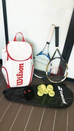 Tennisrack